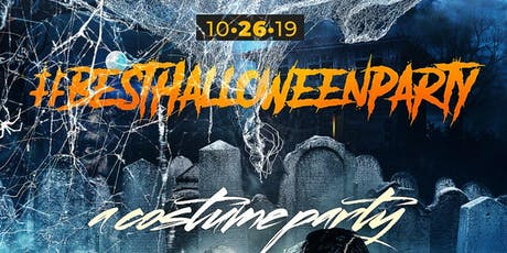 Al Camara Entertainment presents  Halloween party @Taj  tickets