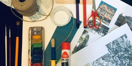 Mixed-Media Heatons Collage Workshop (16+) tickets