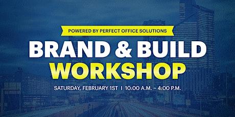 Brand & Build Workshop tickets