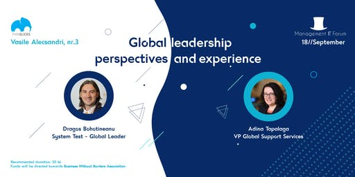 #mIT39 Global Leadership - Perspectives and Experience