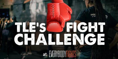 TLE's Fight Challenge Fitness Event tickets