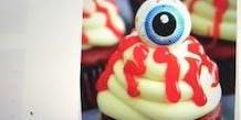 Cupcake Decorating and Wine Sip