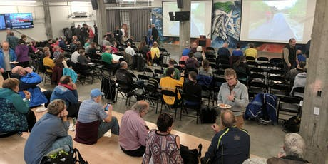 Bike Ottawa 2019 AGM billets
