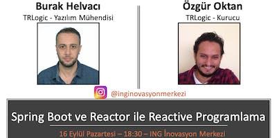 Spring Boot ve Reactor ile Reactive Programlama