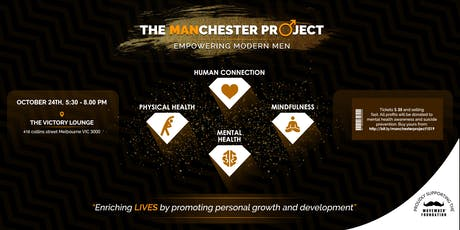 An Empowering Evening for Modern Men! Fundraiser, Networking & Workshops tickets
