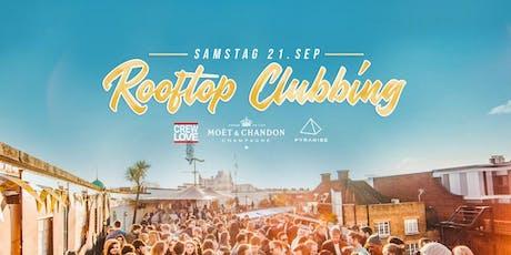 Rooftop Clubbing I Pyramide Mainz Tickets