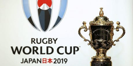 Rugby World Cup 2019 - Ireland v Russia + FREE DRINK tickets