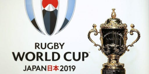 Rugby World Cup 2019 - Ireland v Russia + FREE DRINK
