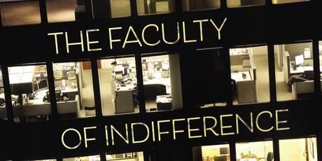 'The Faculty of Indifference' with Guy Ware tickets