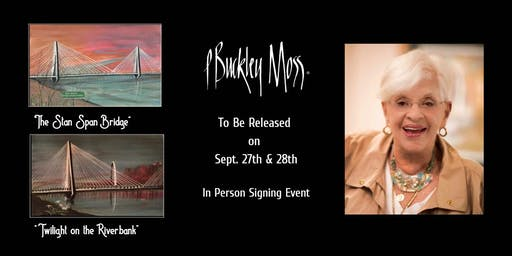 P Buckley Moss In-Person Signing and Gallery Open House