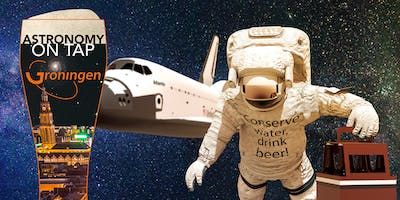 Astronomy on Tap Groningen: October Edition