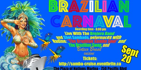 Brazilian Carnaval Cruise tickets