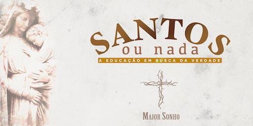 Curso Santos ou nada - A Educação em Busca da Verdade - Turma 2/2019