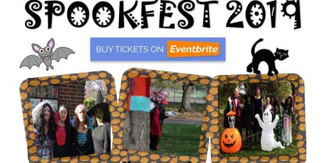 SPOOKFEST 2019 tickets
