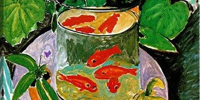 Matisse's Gold Fish - early bird tickets on sale now!
