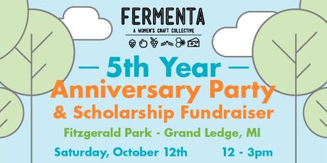5th Anniversary & Fundraising Picnic tickets