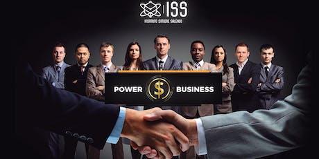 Evento Power Business - O Poder da Comunicação em Negócios tickets