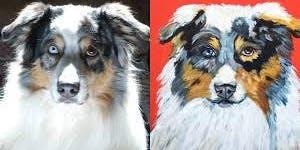 Paint Your Pet Mon Nov 11th 6:30pm $50