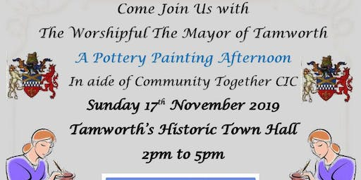 A Pottery Painting Afternoon Tamworth