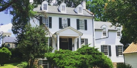 Historic Homes of Culpeper St. Walking Tour tickets