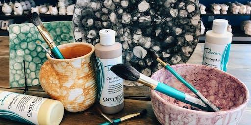 Pottery Paint Night