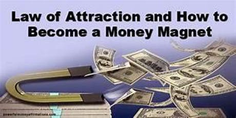 Learn Secrets of stock market and become a money magnet tickets