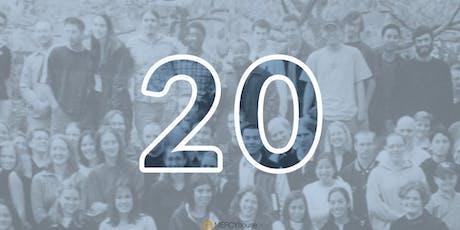 MERCYhouse 20 Year Anniversary tickets