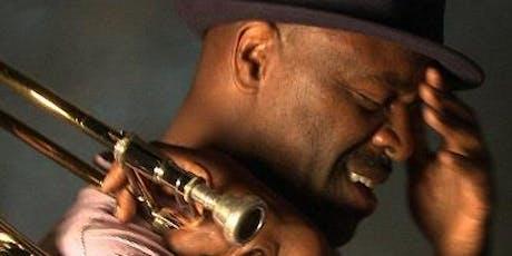 Harlem Jazz Series - Craig Harris and Harlem Nightsongs Big Band tickets