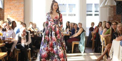 BELFAST FASHION WEEK - SUSTAINABLE FASHION WEEKEND - BOOK A RAIL SPACE
