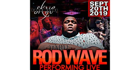 Rod Wave Live!!! Featuring Ike Breeze & Hollywood tickets