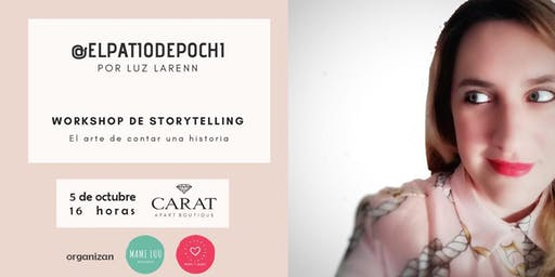 Workshop de storytelling con Luz Larenn