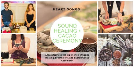 Healing with The Sacred Plant Medicine of Ceremonial Cacao tickets