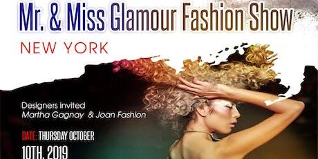 Mr.  & Miss Glamour Fashion Show tickets
