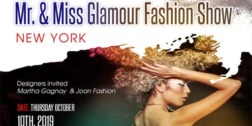 Mr.  & Miss Glamour Fashion Show