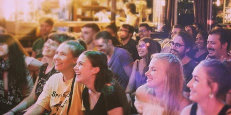 After Hours Comedy Show at WeWork Atrium Tower #4! w/FREE Drinks Tickets