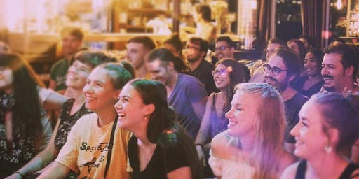 After Hours Comedy Show at WeWork Atrium Tower #4! w/FREE Drinks