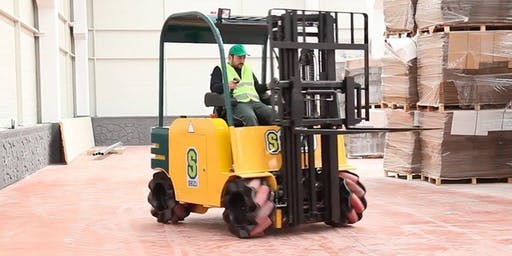 Forklift Certification Course - Ben Hill Campus