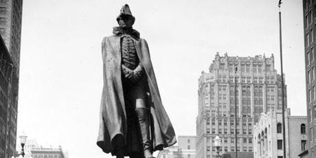Enemies of Freedom: Monuments of Detroit's Slaveowners tickets
