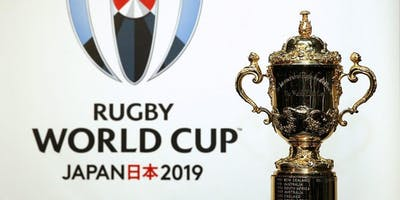 Rugby World Cup 2019 - England v Tongo + FREE DRINK
