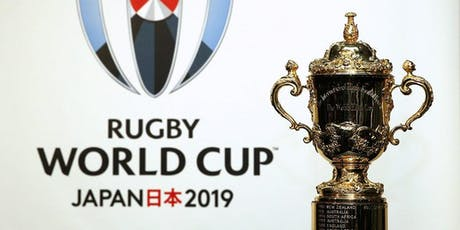 Rugby World Cup 2019 - England v Tongo + FREE DRINK tickets