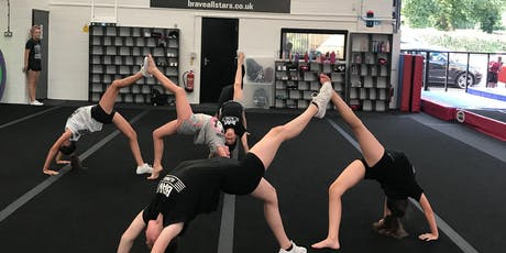 Drills for Skills: Tumble & Jump Workshop - Sat 19th October 11:30am-1:00pm tickets