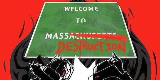 MASSdestruction 18: Boston Children's Museum - CreatedBy