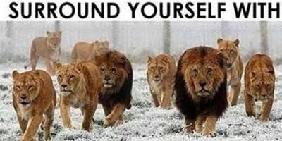 Cobb Lions Pride Networking