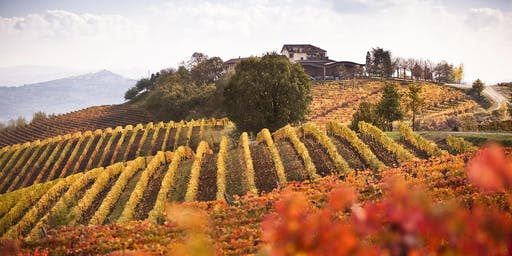 Autumn Supper Club in Piedmont Italy