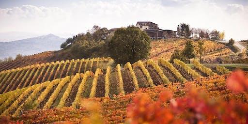 Autumn Supper Club in Piedmont Italy