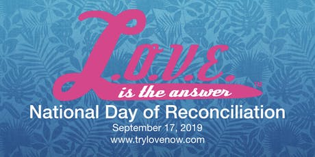 National Day of Reconciliation - Charlotte, NC tickets