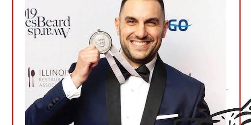 2019 Best Chef Northeast - Tony Messina at Mr. Kim's