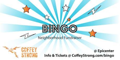 Coffey Strong BINGO! tickets