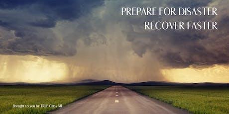 Disaster Preparedness Day tickets
