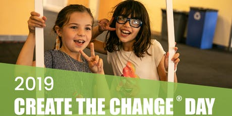 Create the Change Day Boston 2019 tickets